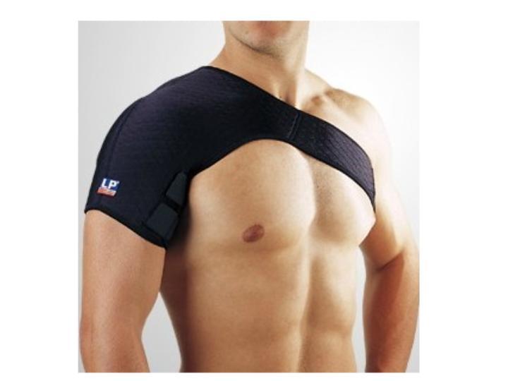 【宏海護具專家】 護具 護肩 LP 754 肩部保健型護套 (1個裝) 【 …圖
